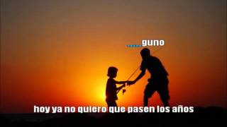 Mi Padre - Alejandro Fernandez LYRICS