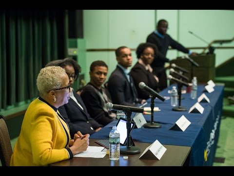 .@fordschool - Common Ground: A Dialogue Across Decades of Student Activists at Michigan panel