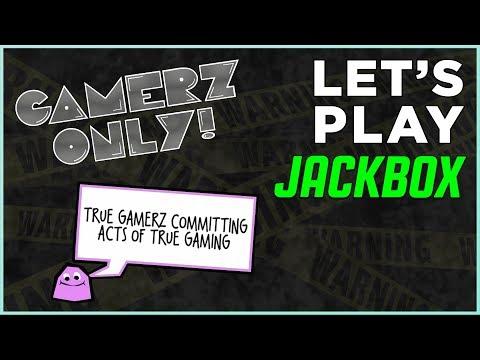 Polygon Presents: True Gamerz Ahead — Let's Play JACKBOX!