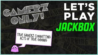 "Polygon Presents: ""True Gamerz Ahead"" — Let's Play JACKBOX!"