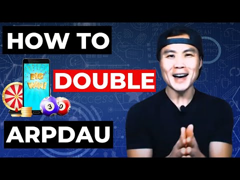 Mobile Game Monetization: How To 2X ARPDAU