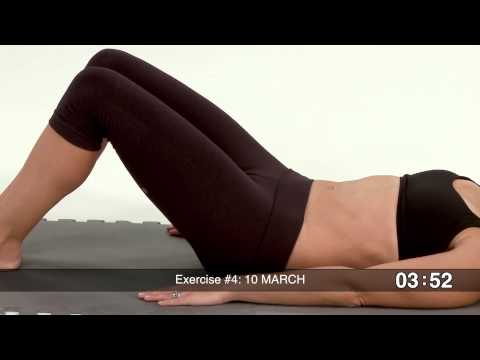Postnatal Core Workout for 6+ weeks Postpartumincludes modifications for Diastasis Recti