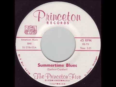 Princeton Five - Summertime Blues