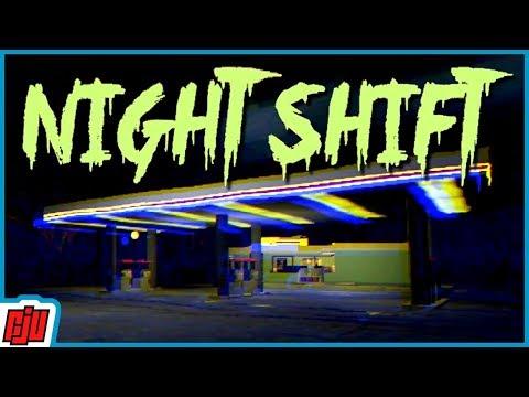 Night Shift | Indie Horror Game | PC Gameplay Walkthrough