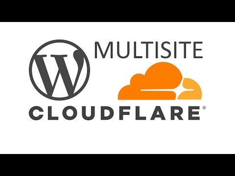 Using Cloudflare Free SSL on WordPress multisite with Domain Mapping