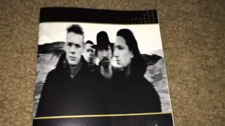 Unboxing U2 - The Joshua Tree