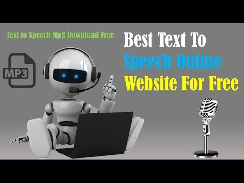 5 Best Text To Speech Software Online Free 2020   Easy To Convert Text To Speech With Natural Voices