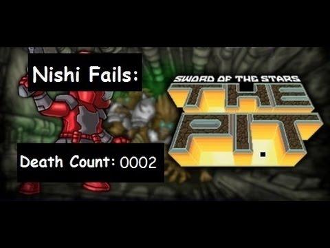 Nishi Fails: -SotS- The Pit -Mercenary- Part 1: Default Normal 1  