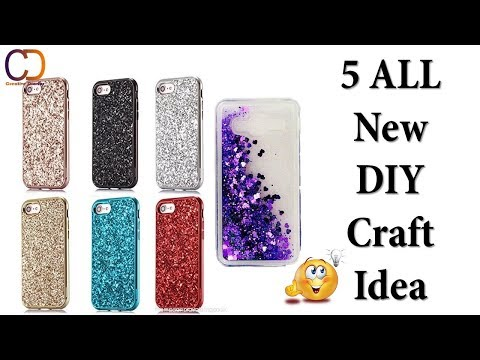 5 DIY Craft Idea You must know I New Craft Easy Ideas I Creative Diaries