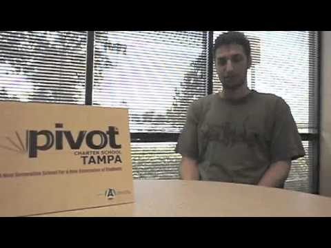 Pivot Tampa Student Of The Month August 2012 | Pivot Charter School
