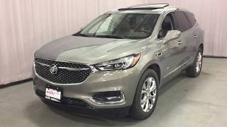 2018 Buick Enclave Avenir  AWD Hands Free Hatch Collision Warning Pepper Oshawa ON Stock #180442