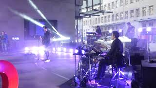 """Run Through Walls"" (Soundcheck) - The Script @ The One Show, BBC Television 13 Nov 2019."