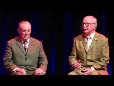 Gilbert & George In Conversation With Olivier Varenne