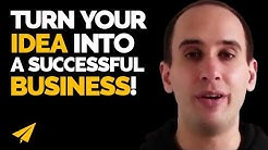 How to turn your idea into a business or career