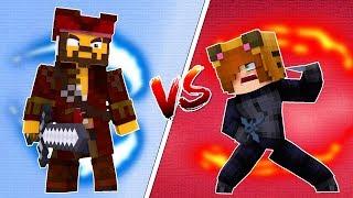 Minecraft Daycare - NINJAS VS PIRATES !? (Minecraft Roleplay)