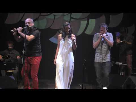 Aline Paes - Frevo de Itamaracá  Edu Lobo  Come e dorme Nelson Ferreira