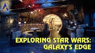 Exploring Star Wars: Galaxy's Edge at Disneyland