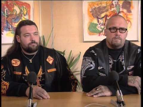 Hells Angels og Bandidos er enige om fred - 25. september 1997
