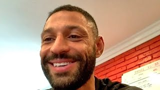 "KELL BROOK ""IM GONNA STOP CRAWFORD OR MAKE HIM QUIT ON HIS STOOL!"" 
