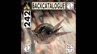 Front 242 - Back Catalogue - 07 - Controversy Between