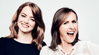 Emma Stone & Molly Shannon - Actors On Actors - Full Conversation