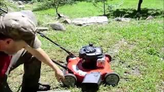 20 inch Yard Machine Mower Review