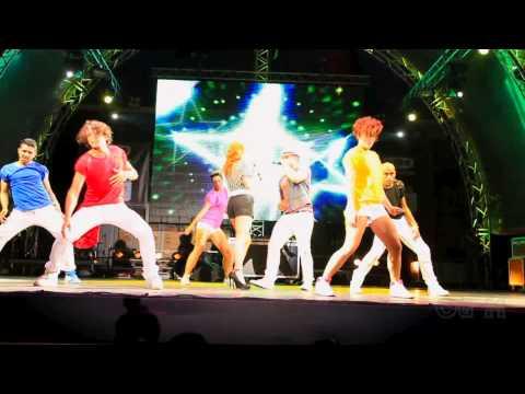 Claydee My Sexy Papi (Dance version at STR8 Music Fest 2013)