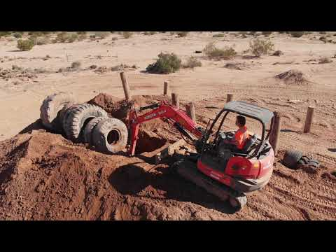 Proving Grounds Build With Ahern Rentals