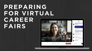 Tips on Preparing for Virtual Career Fairs