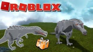 ROBLOX Dinosaur Simulator | DOAÇÃO DE G. A. B! -Junta-te ao Discord!