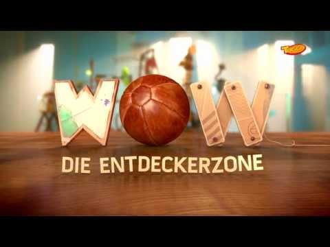 WOW Die Entdeckerzone - Samstag und Sonntag bei TOGGO von SUPER RTL