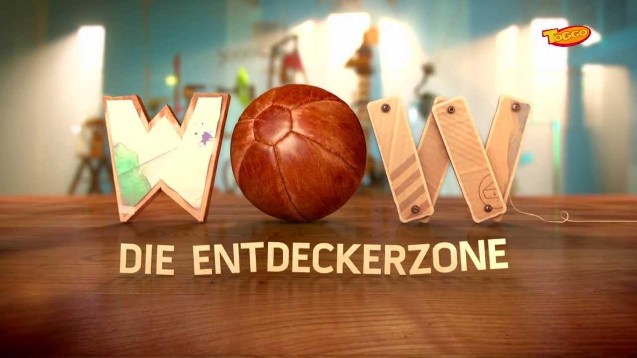 WOW Die Entdeckerzone  bei TOGGO von SUPER RTL  YouTube