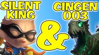 SiLent KinG ve Cingen003 Eğlenceli Anlar #8