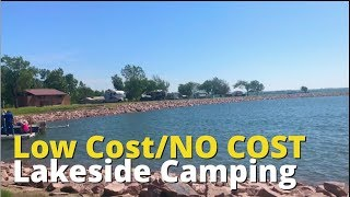 COE Campgrounds   F๐rt Thompson, SD [Full Time RV Living]