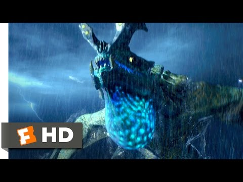 Pacific Rim (2013) - Cherno Alpha & Crimson Typhoon Scene (4/10) | Movieclips