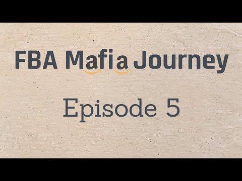 FBA Mafia Journey - Episode 5 (Online Arbitrage)