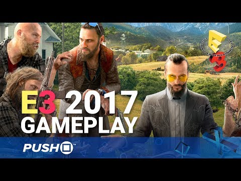 Thumbnail: Far Cry 5 PS4 Gameplay Reveal Trailer | PlayStation 4 | E3 2017