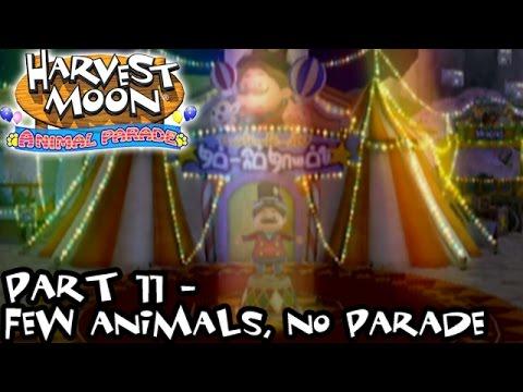 HM: Animal Parade [Part 11 - Few Animals, No Parade]