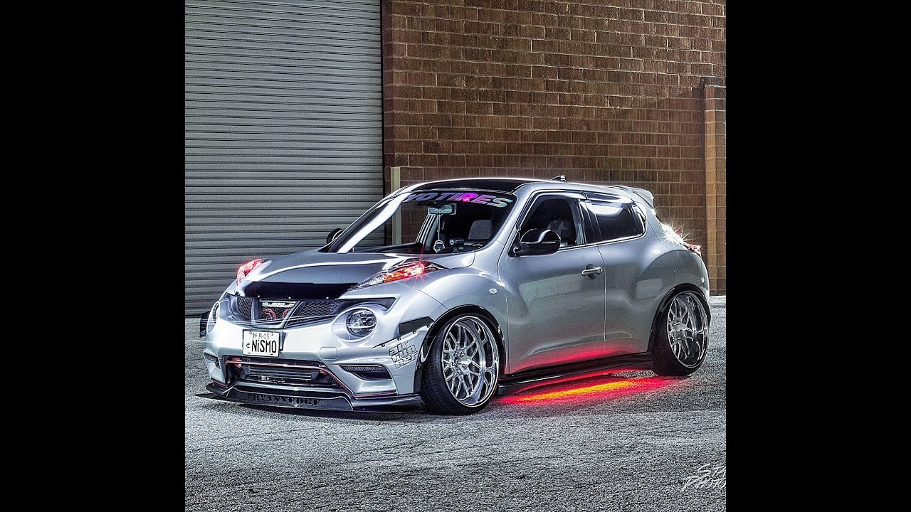 Nissan Juke R >> Straight pipe Nissan Juke - YouTube