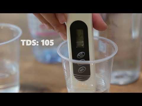 DIY Alat Ukur Kualitas Air Minum dan Air Baku dengan Arduino, TDS sensor dan Temperature sensor.из YouTube · Длительность: 5 мин14 с