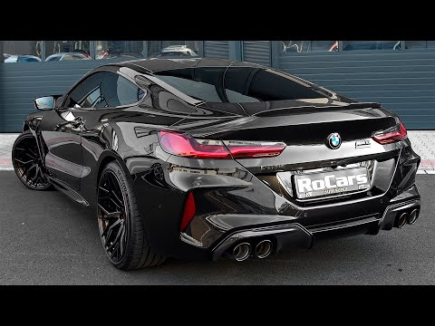 2020 BMW M8 Competition - Wild Coupe!