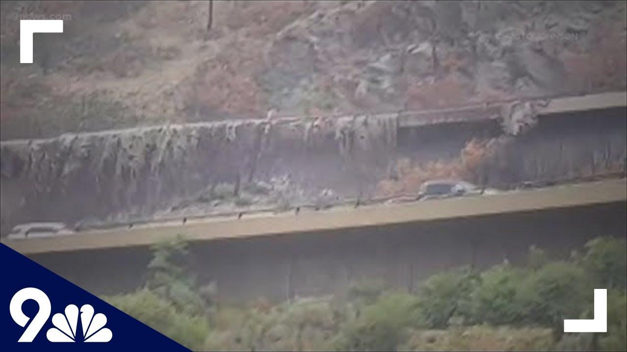 Travel Alert: Flash Flood Watch in Glenwood Canyon