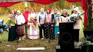 Ведрусское венчание Алексея и Аллы в Добрыне - песня про дом