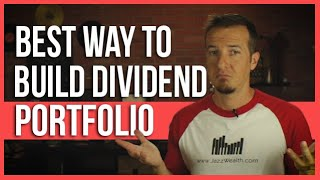 How to build a dividend investment portfolio with volatility in mind!