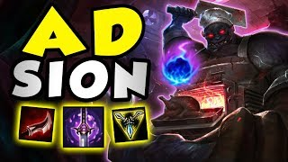 Full AD Sion with the new runes | Adventures of SpicyNoodle264 #Episode5