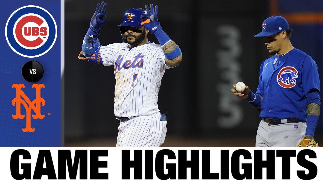 Cubs vs. Mets Game Highlights (6/15/21) | MLB Highlights
