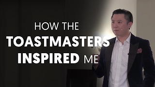 How Toastmasters Inspired Me To Become a Professional Speaker