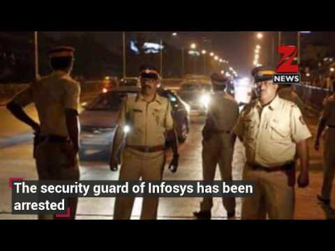 Infosys techie murdered in her Pune office