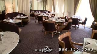 Gracie%27s Restaurant   Hotel deLuxe Portland