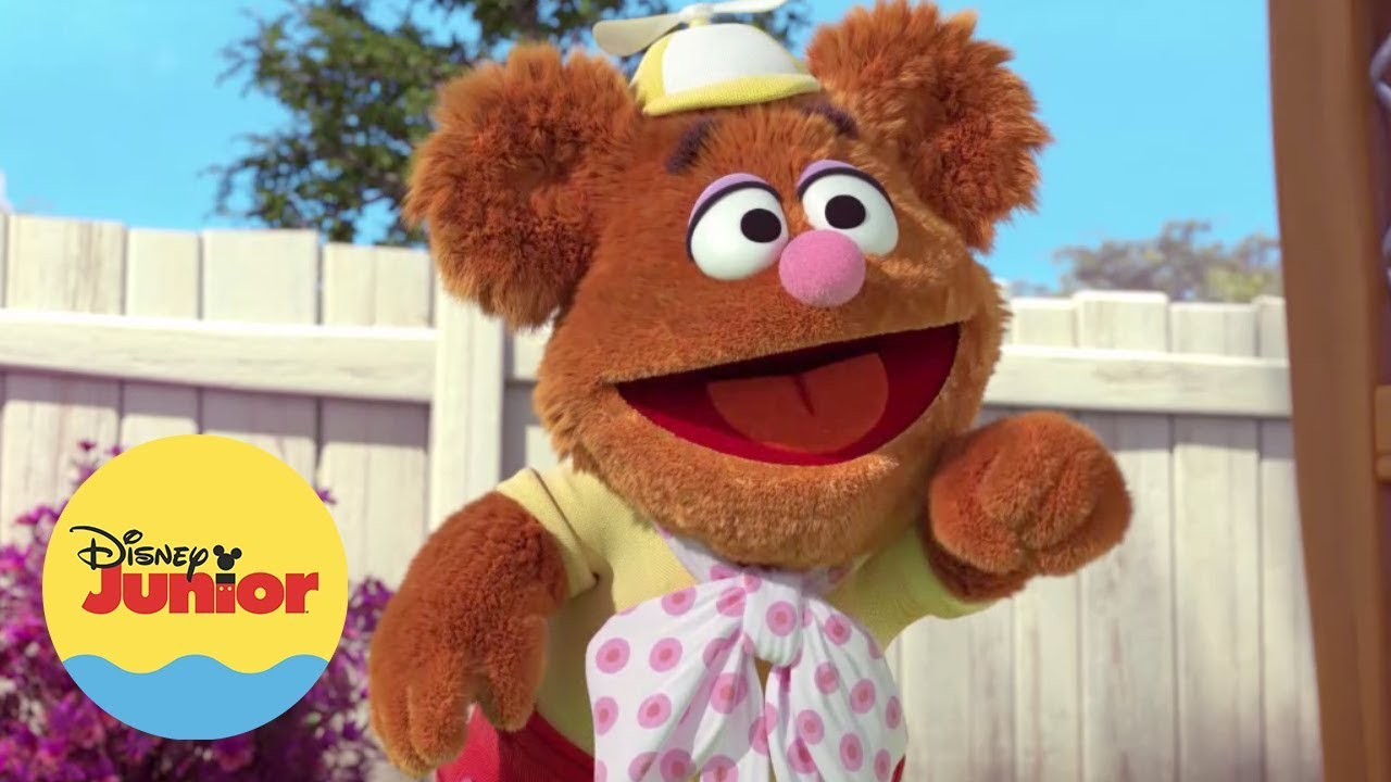Fozzie Bear - Wikipedia  Muppet Babies Fozzie